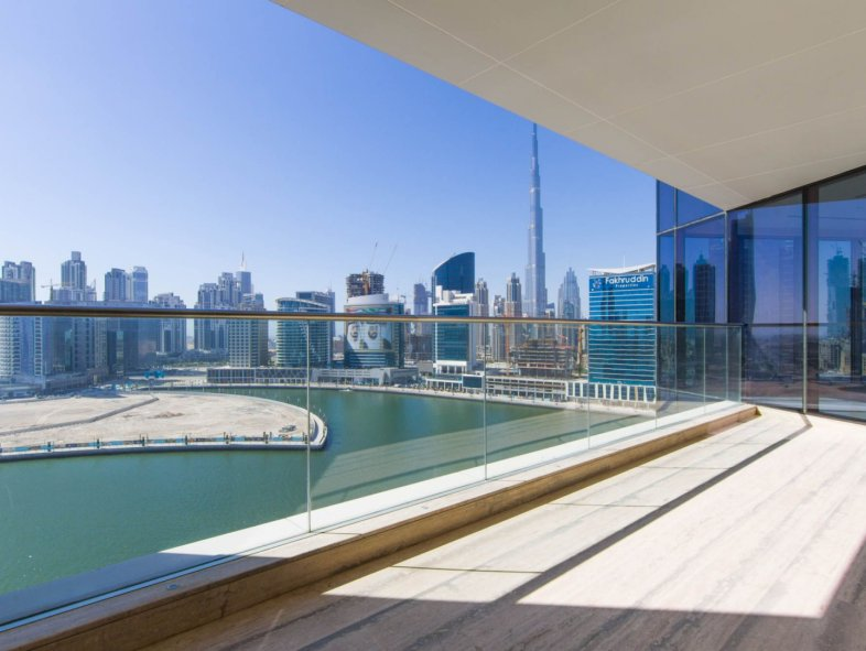 Unavailable Penthouse in Volante, Business Bay