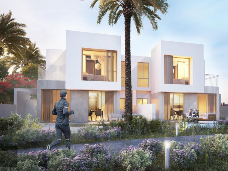 Unavailable Attached townhouse in Maple 3, Dubai Hills