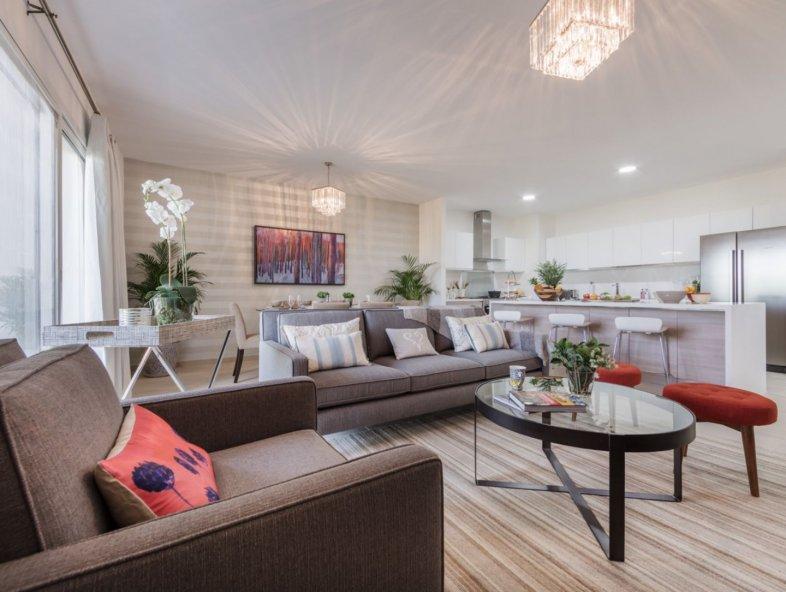 Two bedroom apartment in Alandalus Jumeirah Golf Estates