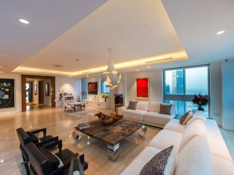Unfurnished Top Floor Duplex Penthouse in Business Bay