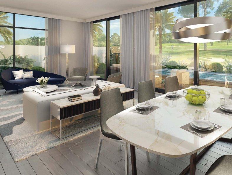 Four-Bedroom Villa in Golf Links Emaar South for Sale