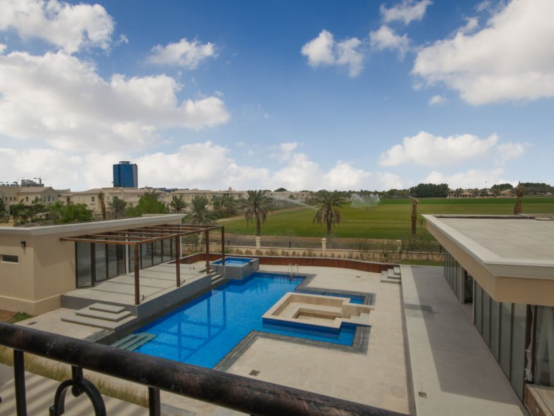 Exclusive upgraded Extended Villa Polo field View