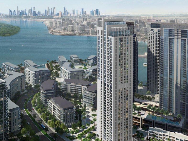 Premium Waterfront Living In Dubai Creek Harbour