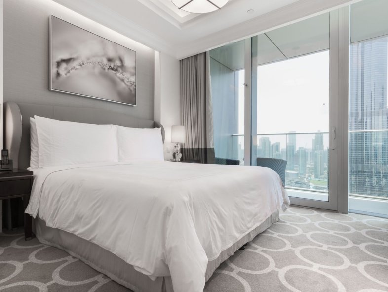 Unavailable Apartment in The Address Residence The Blvd, Downtown Dubai