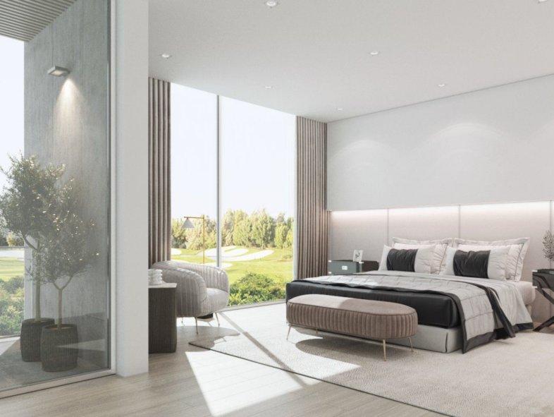Unavailable Semi-detached townhouse in Jumeirah Luxury, Jumeirah Golf Estates