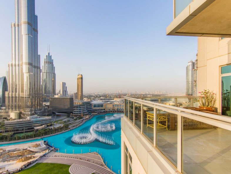 Penthouse in Downtown Dubai - Best View of Burj Khalifa