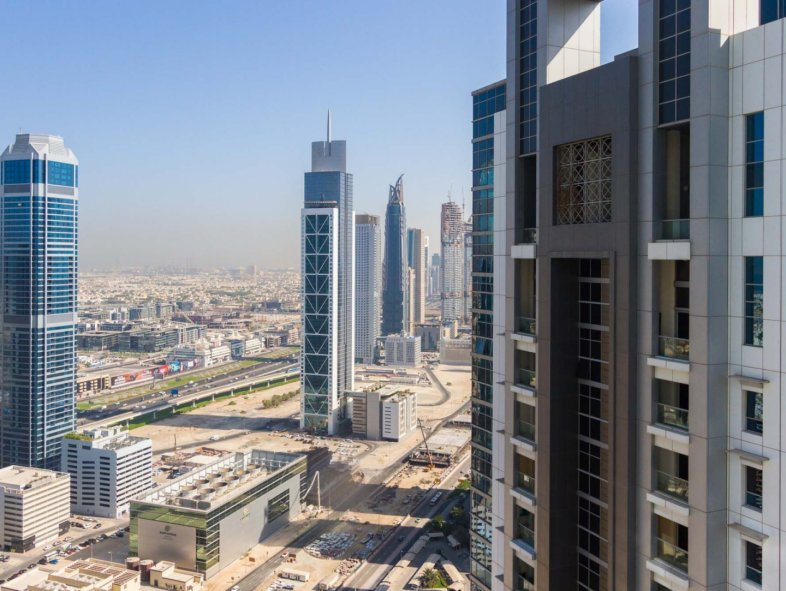 Unavailable Penthouse in Executive Towers, Business Bay