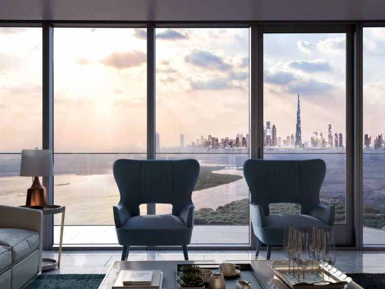The Address Harbour Point - Serviced Luxury One Bedroom