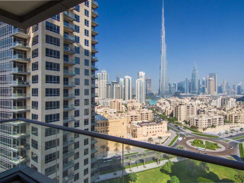 Unavailable Apartment in South Ridge, Downtown Dubai