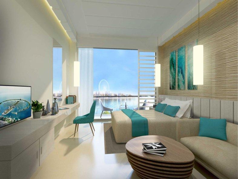 Unavailable Studio in Se7en Residences, Palm Jumeirah