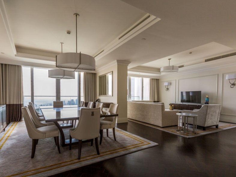 Sky Collection Penthouse in The Address Residence BLVD