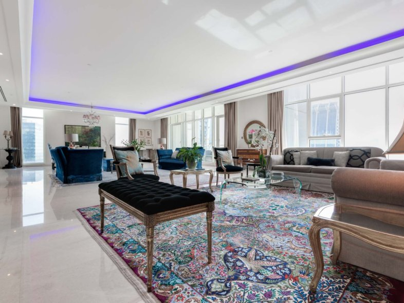 Unavailable Penthouse in Al Seef Towers, Jumeirah Lake Towers