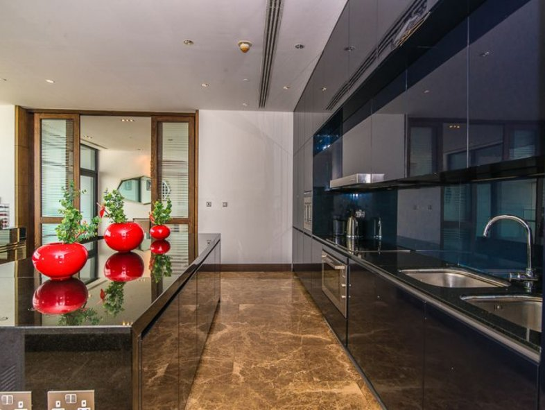 Luxury Penthouse Duplex in The Index Tower  DIFC