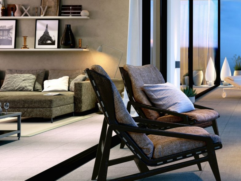LIV Residence Studio for sale in Dubai Marina