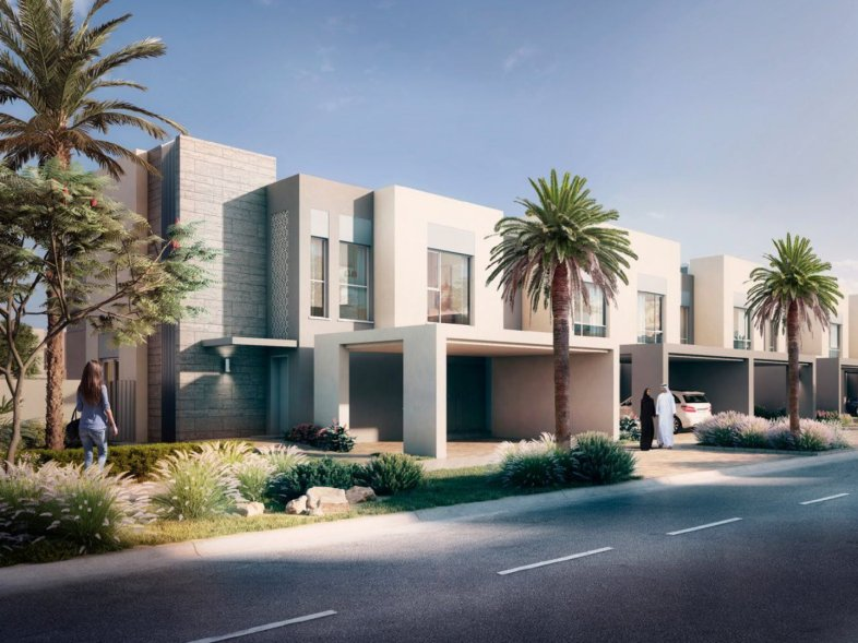 Saffron 3 Bedroom Attached townhouse in Emaar South