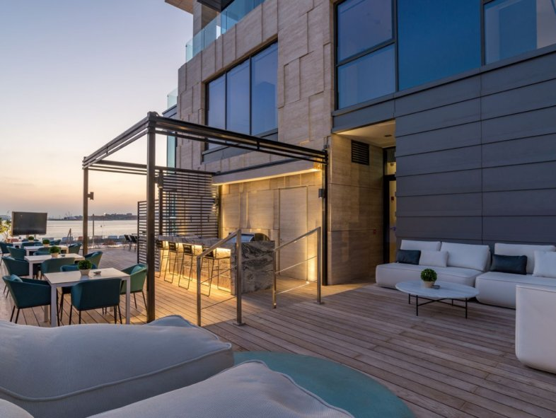 5 BR Duplex Penthouse in Palme Couture Palm Jumeirah