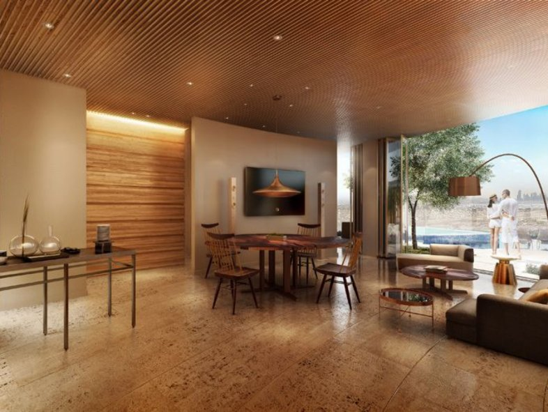 Penthouse in FIVE JVC with private swimming pool