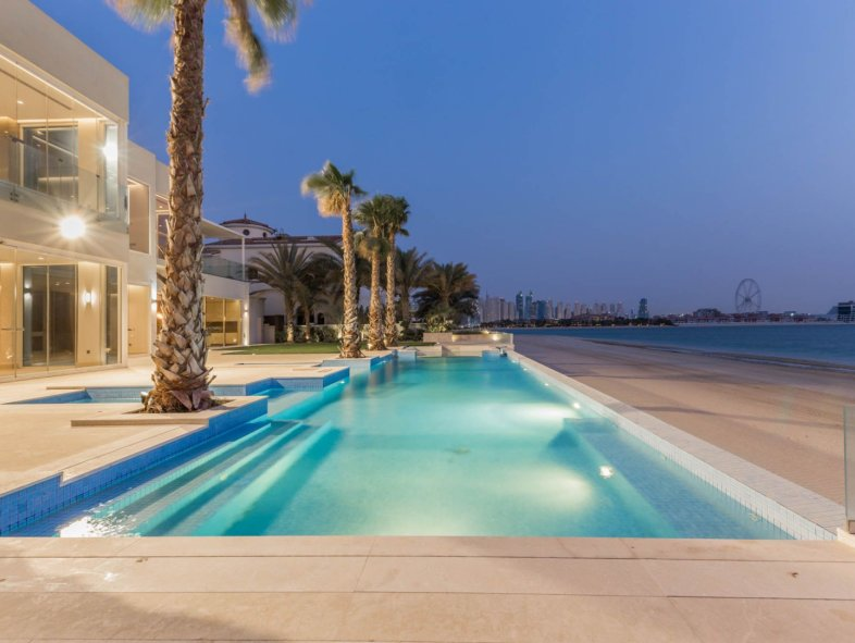 Exceptionally upgraded and extended with infinity pool
