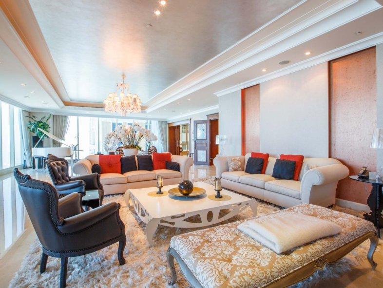 Unique Full Floor Penthouse in Le Reve