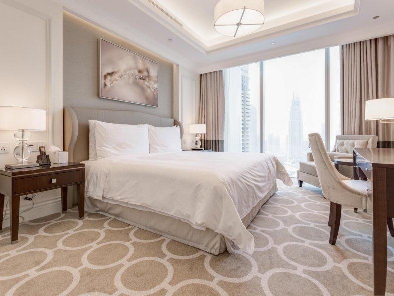 Full Burj Khalifa View,  High floor, 5* services