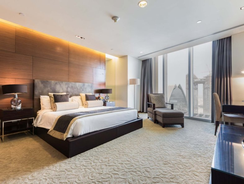 Unavailable Attached townhouse in The Address Dubai Mall, Downtown Dubai