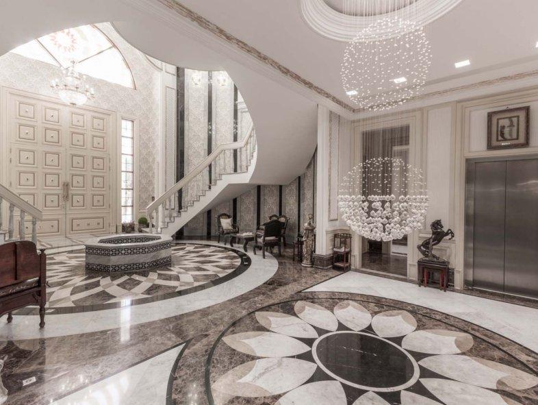 8 bedroom Lakefront Mansion in Emirates Hills