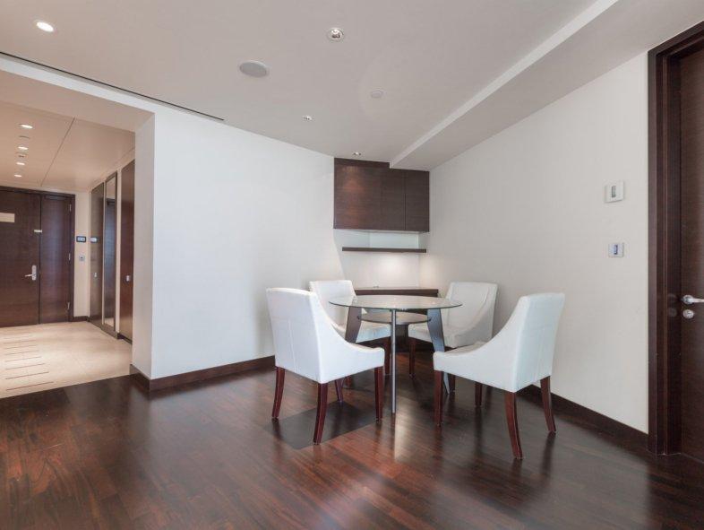 Two bedrooms apartment Burj Khalifa, Fountain View