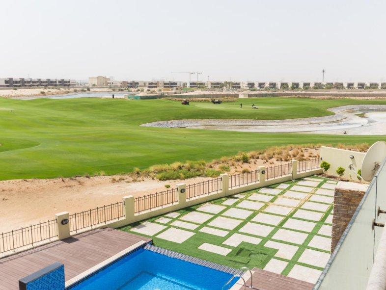 Stunning Damac Hills 6bed Golf Course Villa Largest Plot