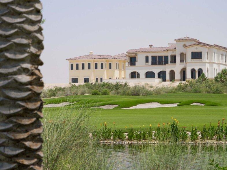Substantial Street of Dreams villa in Dubai Hills Grove