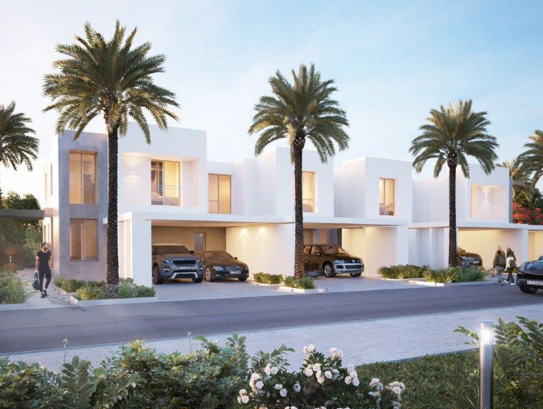 Unavailable Semi-detached townhouse in Maple 3, Dubai Hills