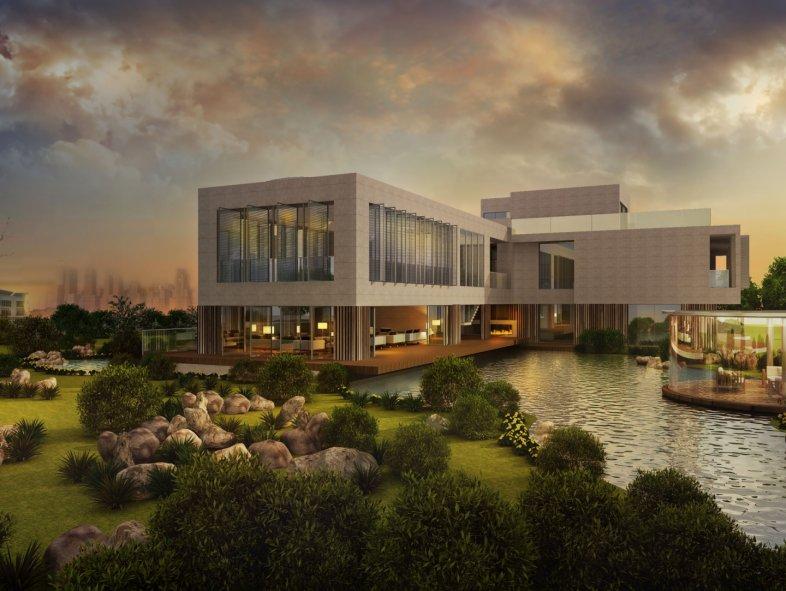The Reserve Al Barari Plot - Option ready villa design