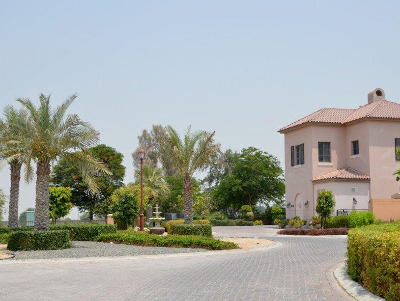 Unavailable Plot in Redwood Avenue, Jumeirah Golf Estates