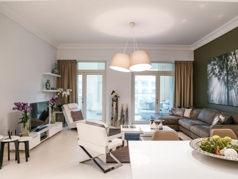 Perfectly upgraded furnished apartment on Palm Jumeirah