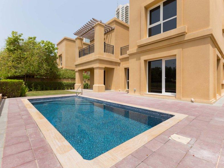 Unavailable Villa in Emirates Golf Club Residences, Emirates Golf Club