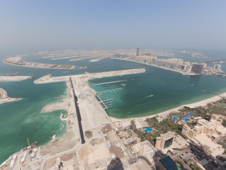 Unavailable Penthouse in Princess Tower, Dubai Marina