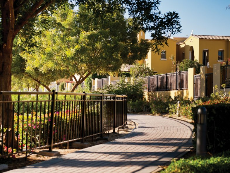 Unavailable Attached townhouse in Camelia, Arabian Ranches