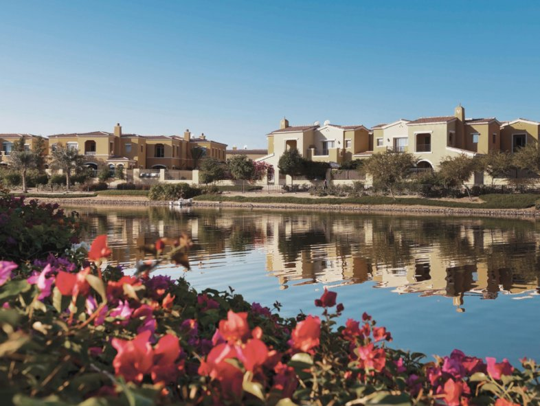 Unavailable Semi-detached townhouse in Camelia, Arabian Ranches