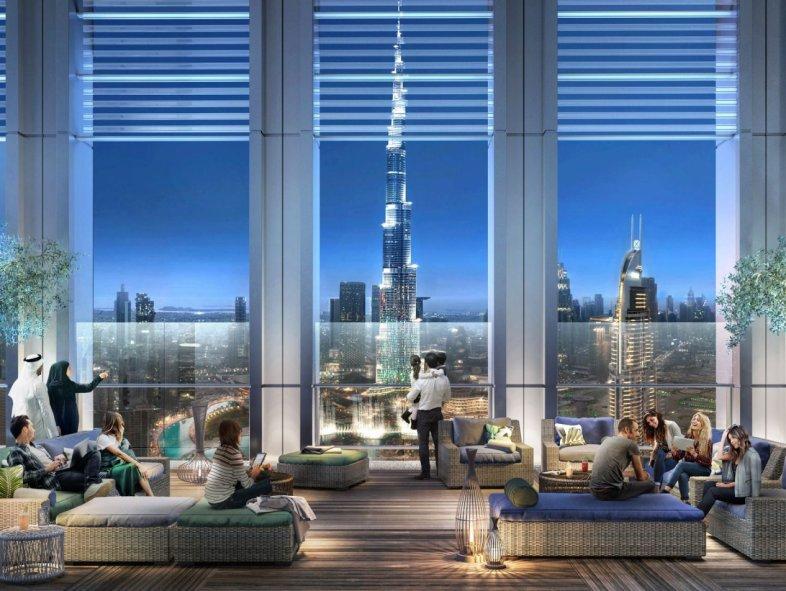 Unavailable Apartment in Burj Royale, Downtown Dubai