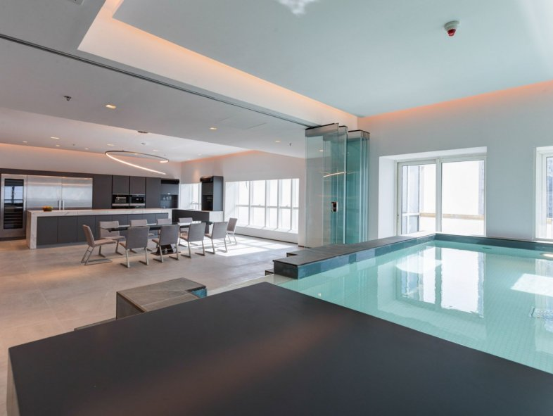 Full Sea View 4 Bedroom Penthouse with Pool