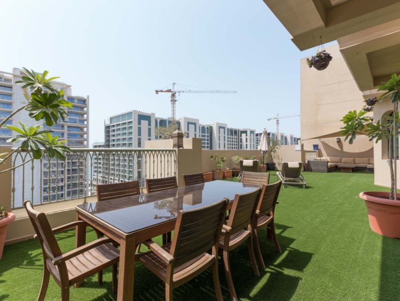 Unavailable Penthouse in Golden Mile, Palm Jumeirah