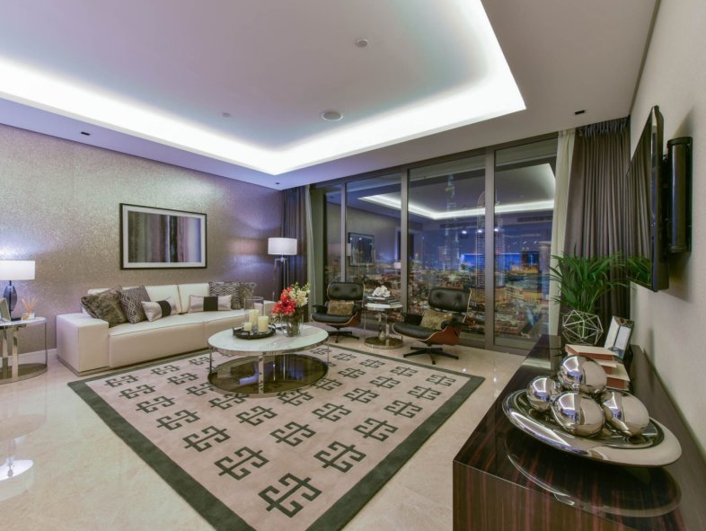 Unavailable Apartment in The Sterling, Business Bay