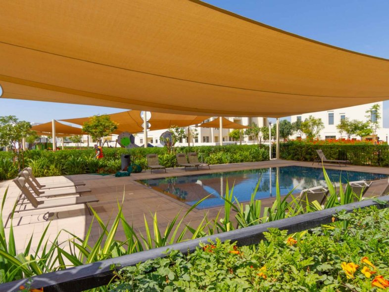 Unavailable Attached townhouse in Mira Oasis, Dubai Land