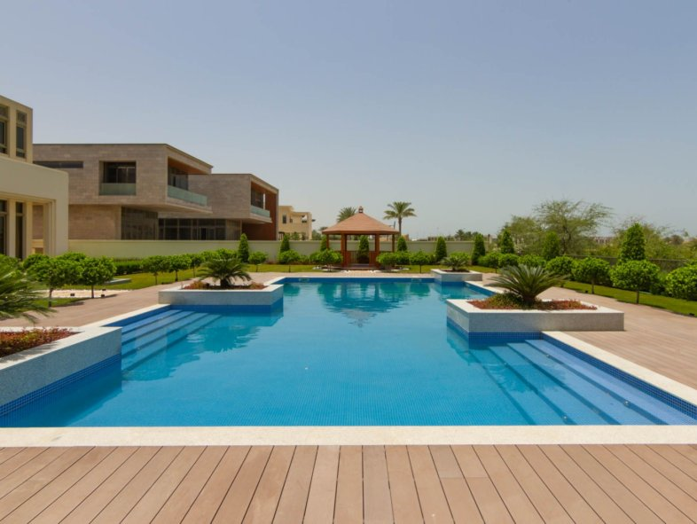 Sublime 7 bed, furnished dream mansion in Dubai Hills