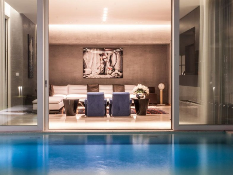 Modern Contemporary 4 Bedroom Villa in Pearl Jumeirah