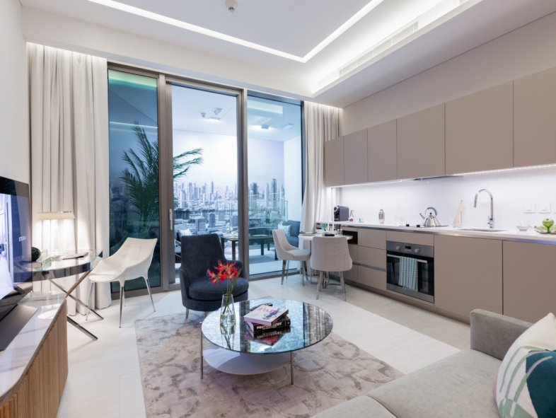 Absolutely Stunning Studio | SLS Residences Business Bay