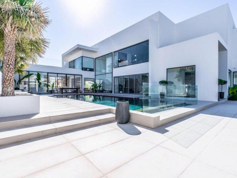 Finest Contemporary Villa On The Market   12,000 BUA