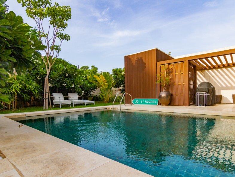 BVLGARI Mansion offers understated luxury in Jumeirah