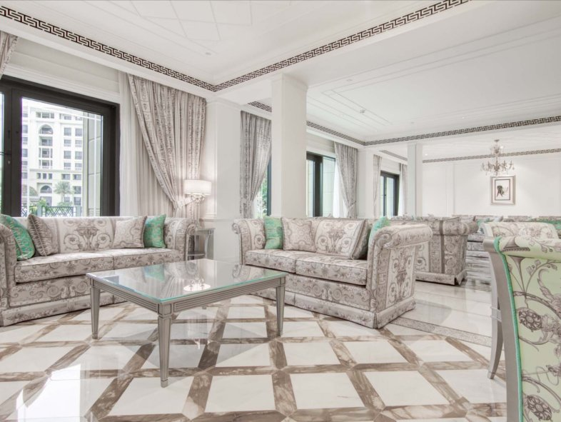 Unavailable Attached townhouse in Palazzo Versace, Culture Village