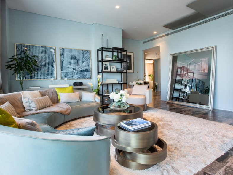 Apartment available for sale in Damac Heights, Dubai Marina