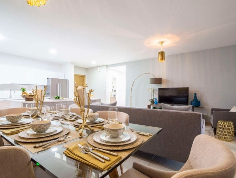 Unavailable Apartment in Alandalus, Jumeirah Golf Estates